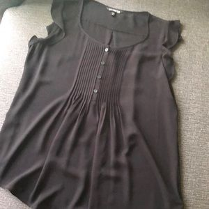 SZ M Express loose fitting blouse